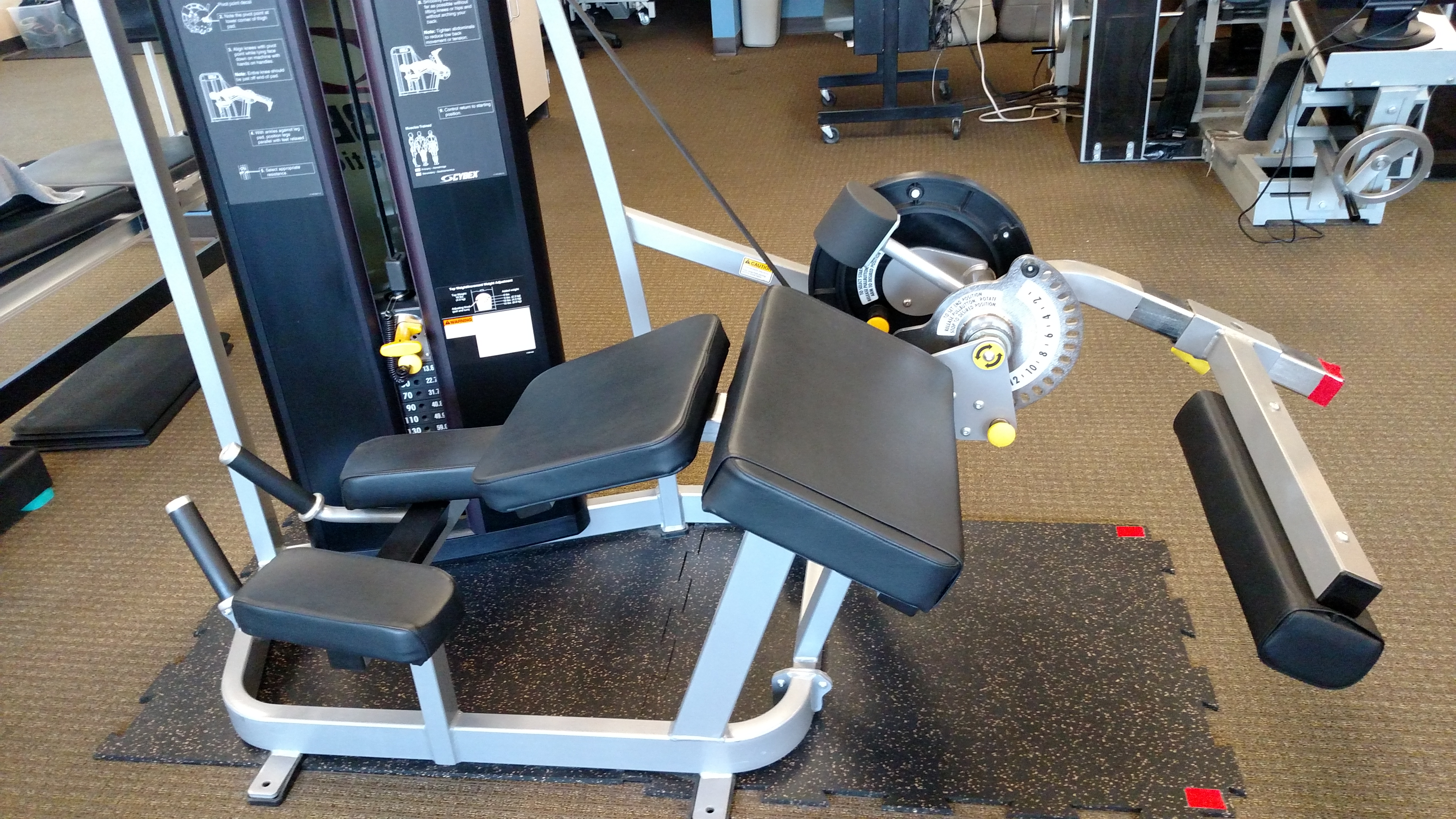 Buysell physical therapy equipment - Cybex Prone Leg Curl