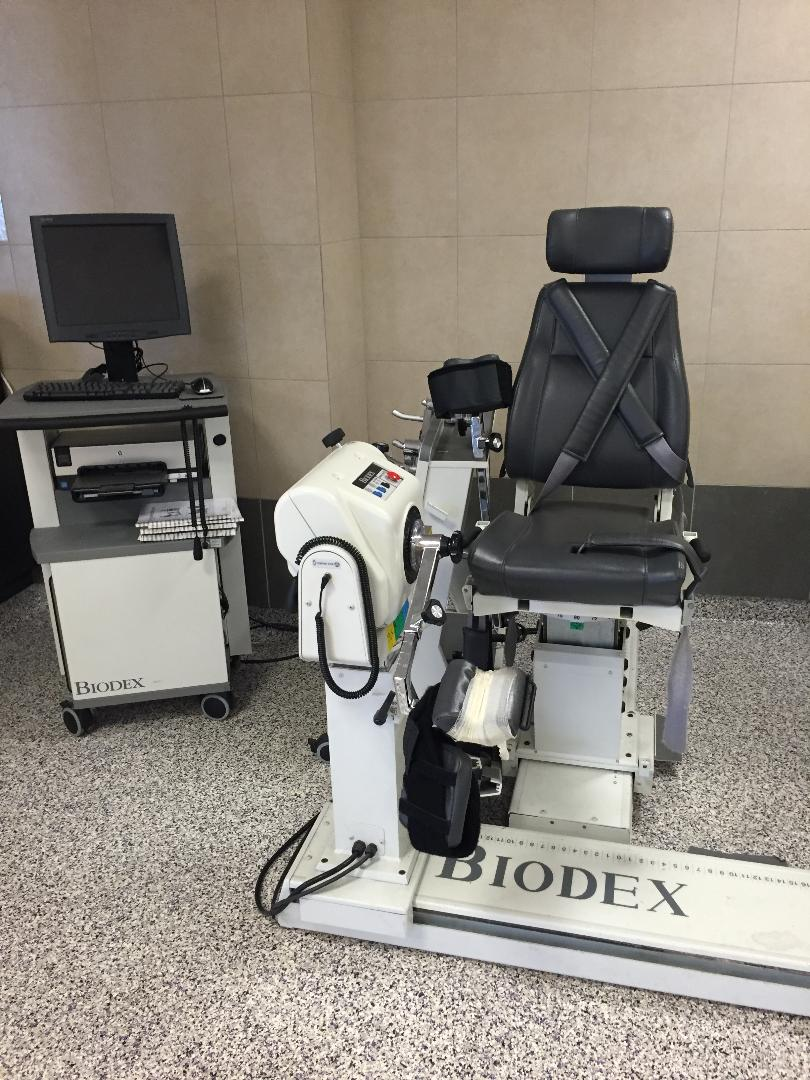 BIODEX PRO 4 ISOKINETIC SYSTEM – REFURBISHED