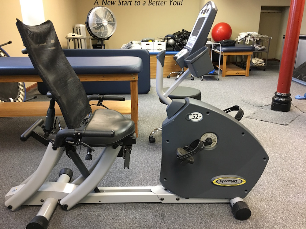 ILLINOIS P.T. CLINIC EQUIPMENT FOR SALE