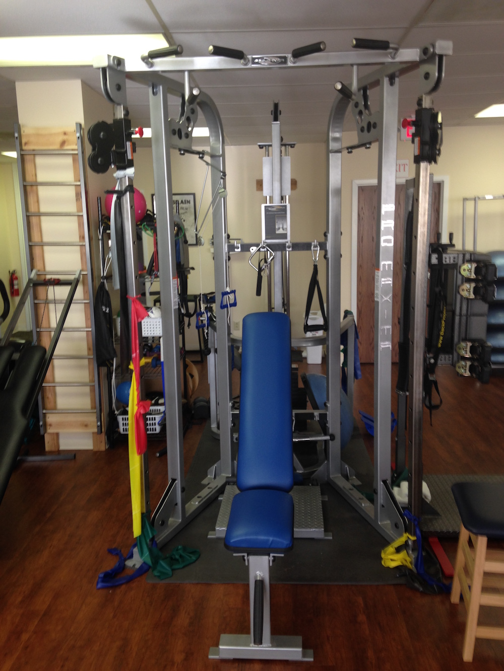 PROMAXIMA MULTI-FUNCTIONAL TRAINER