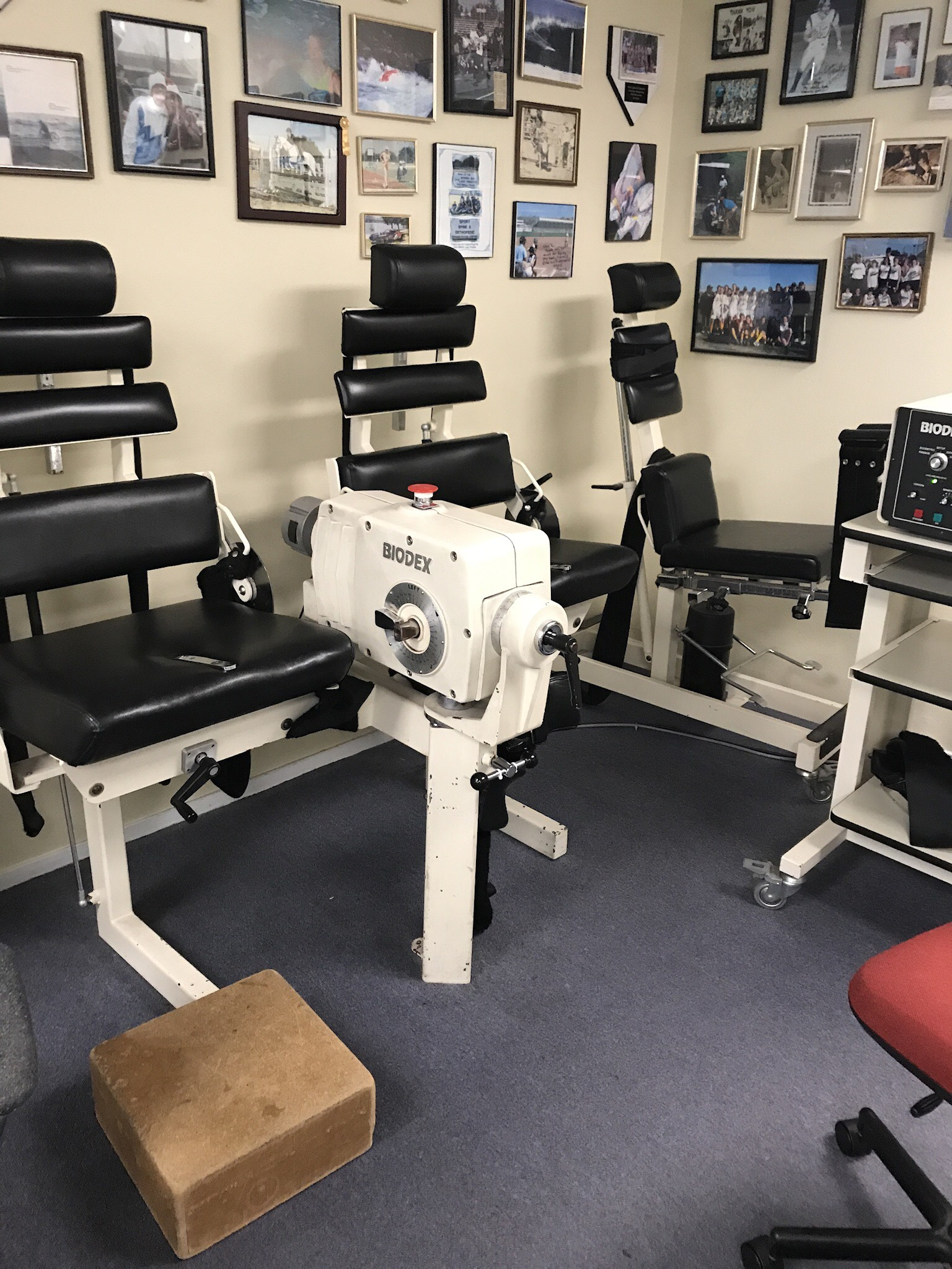 CALIFORNIA P.T. CLINIC EQUIPMENT FOR SALE