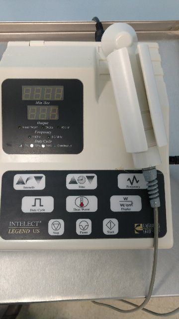 CHATTANOOGA INTELECT LEGEND ULTRASOUND