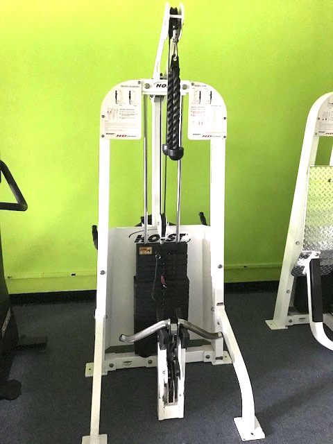 HOIST TRICEPS / BICEPS MACHINE
