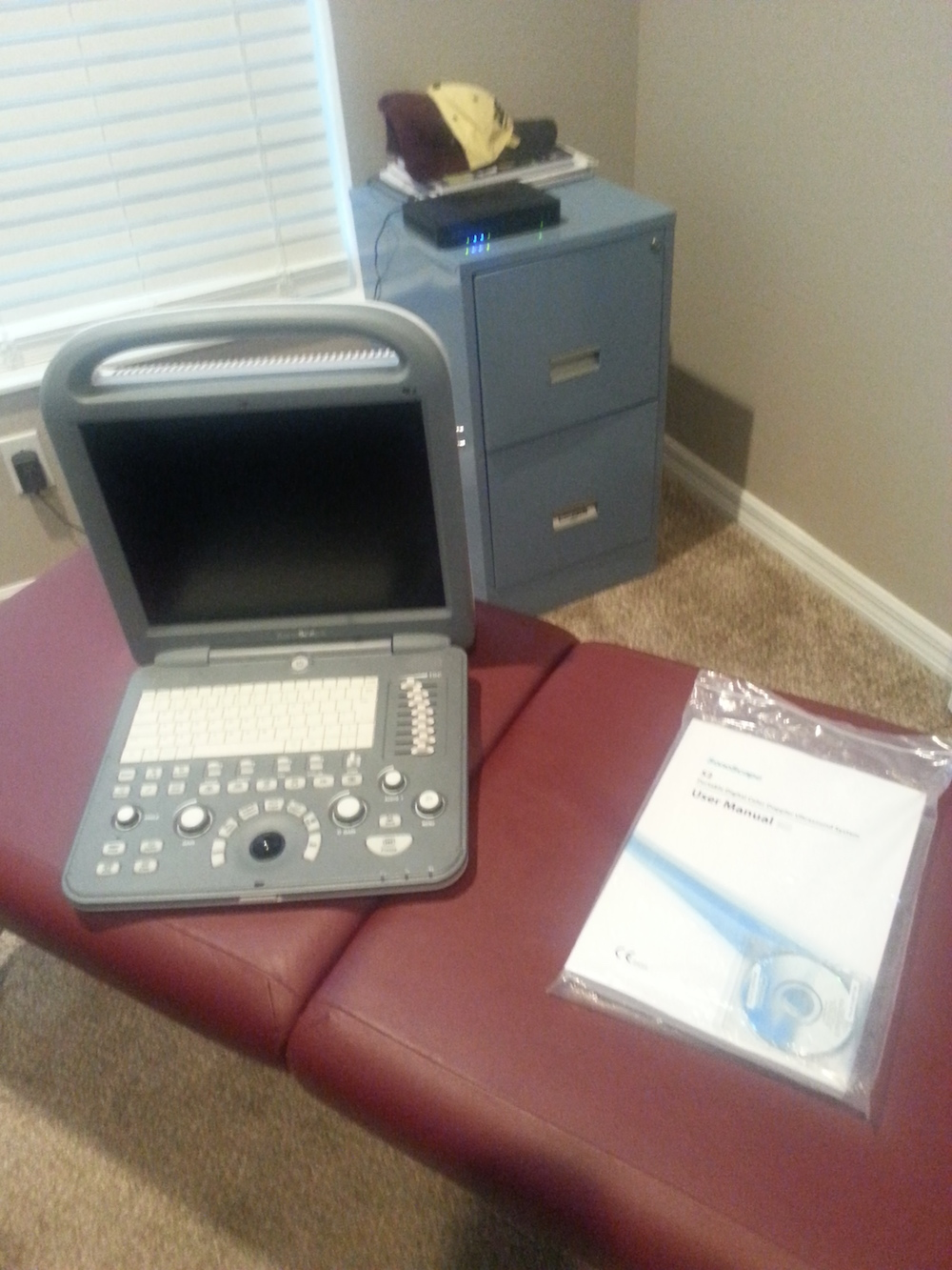 SONOSCAPE S6 DIAGNOSTIC ULTRASOUND W/ COLOR DOPPLER