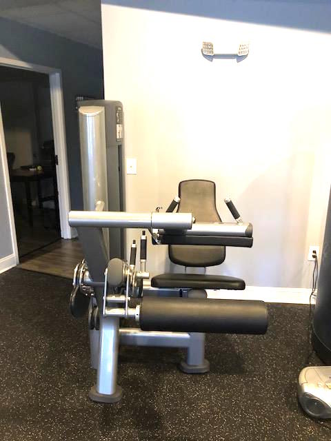 LIFE FITNESS SIGNATURE SEATED LEG CURL