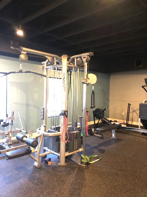 LIFE FITNESS MJ4 MULTI GYM