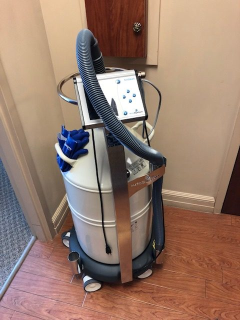 KRIOSYSTEM PORTABLE CRYOTHERAPY SYSTEM