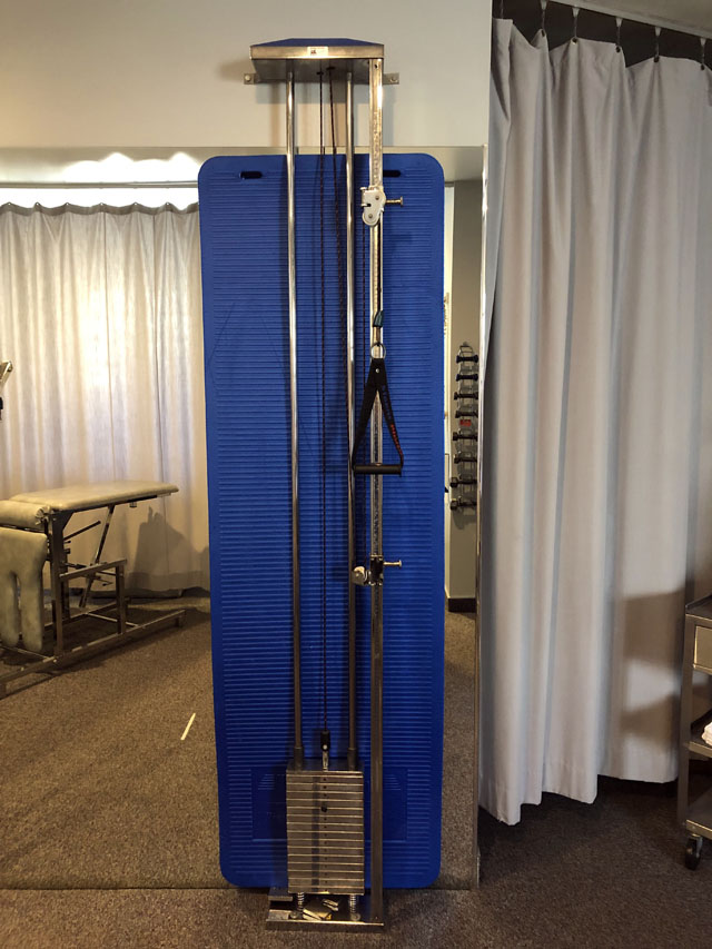 STEENS 30KG STACKED PULLEY