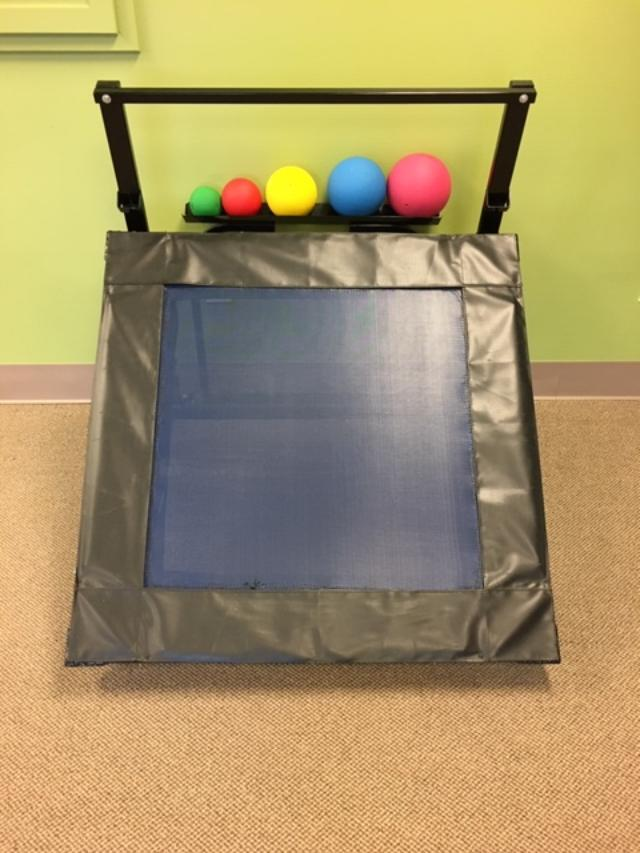 ADJUSTABLE REBOUNDER
