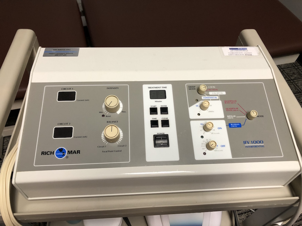 RICHMAR IVF 1000 INTERFERENTIAL