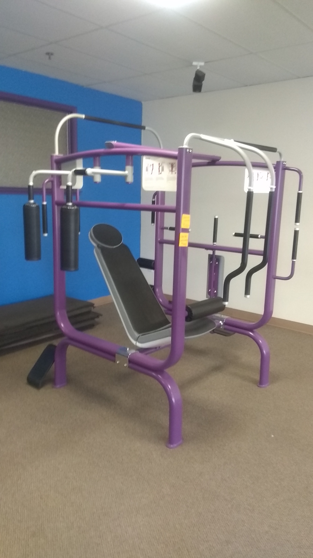 CURVES STRETCH MACHINES