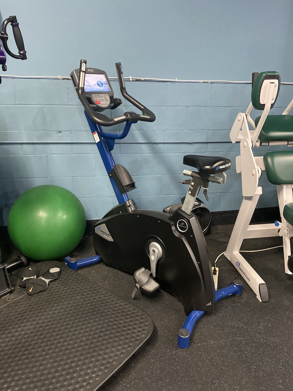 NAUTILUS STRENGTH EQUIPMENT -SHOWROOM DEMOS