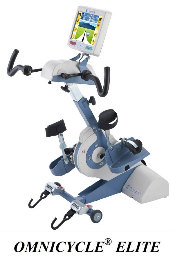 ACP OMNICYCLE ELITE – MOTORIZED THERAPEUTIC EXERCISE SYSTEM