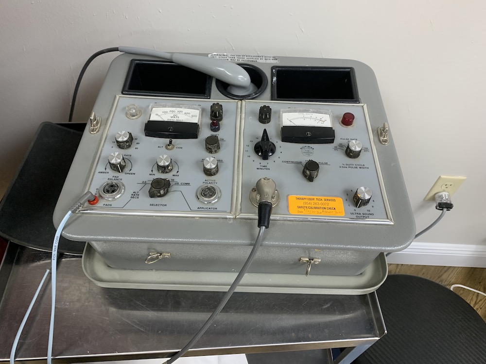 S. FLORIDA P.T. CLINIC EQUIPMENT FOR SALE